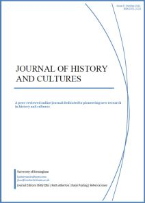 Journal of History and Cultures